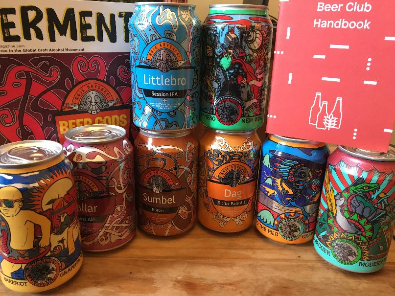 beer52, beernbiceps, why protein is king, Norwegian beers